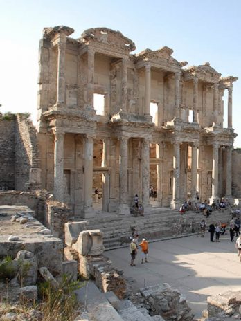8 Günlük İstanbul – Kapadokya – Efes – Pamukkale Turu